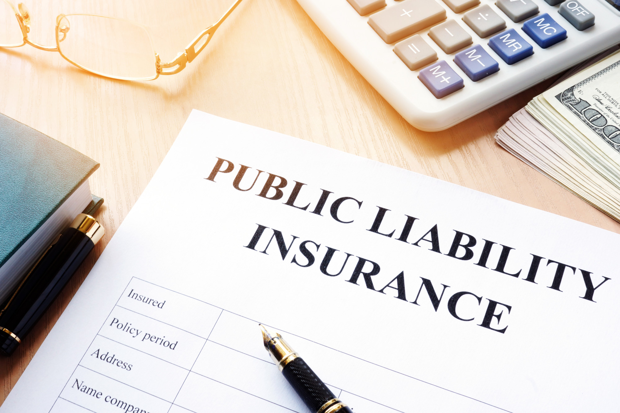 Self Employed business insurance owner