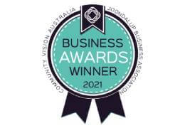 Bussiness Awards Winner 2021